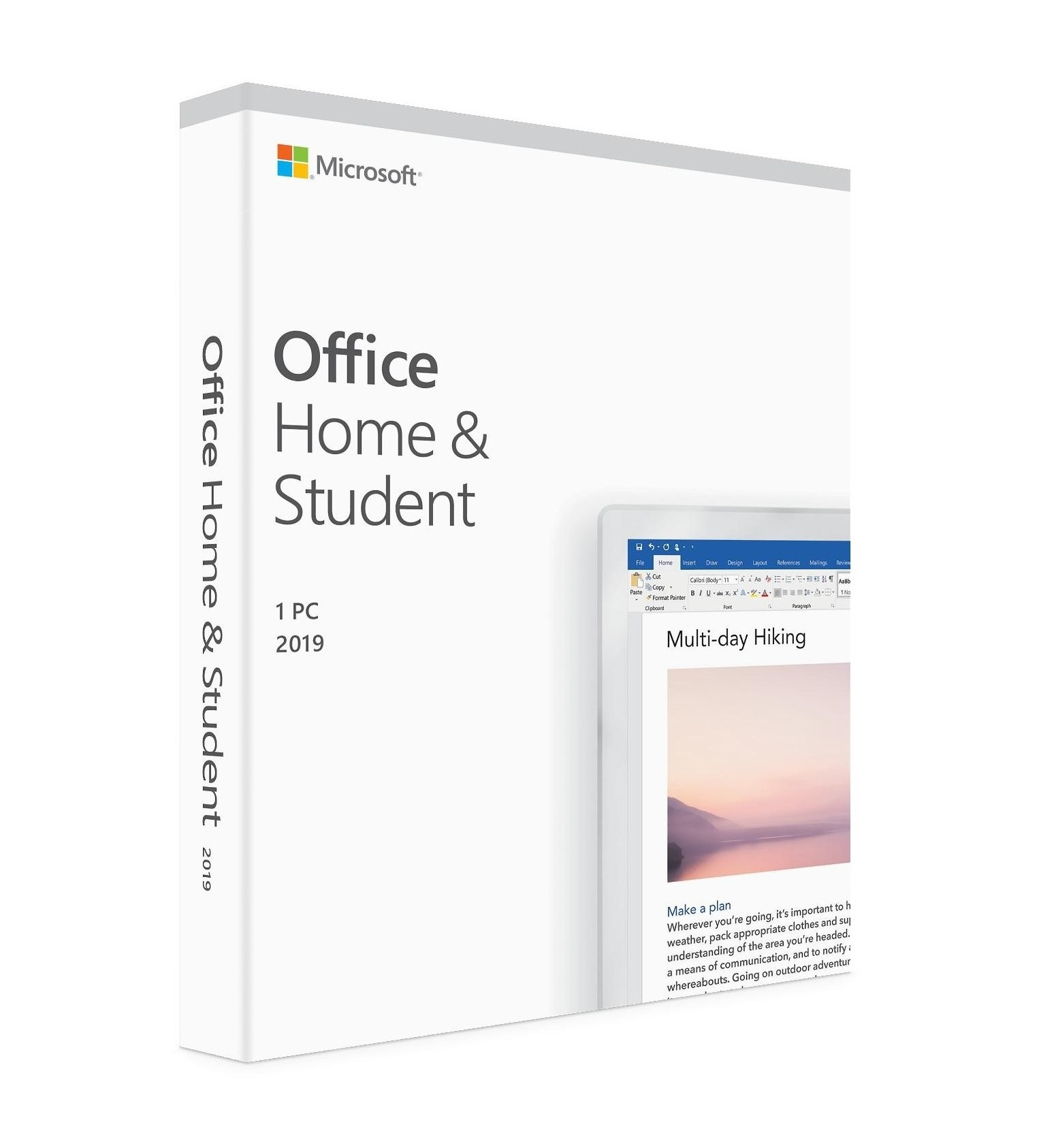 download microsoft office student account